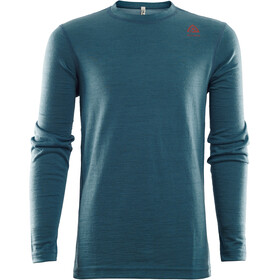 Aclima LightWool Crew Neck Shirt Kinderen, tapestry